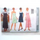 Misses' Dress Jumper Top 6 8 10 12 Out Of Print Butterick Sewing Pattern 3901