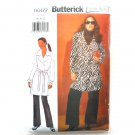 Misses' Coat Belt 18 20 22 Out Of Print Cynthia Rowley  Butterick Sewing Pattern 6669