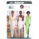 Misses Jacket Dress 14 16 18 Diahann Carroll Butterick Sewing Pattern 5882