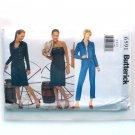 Misses' Jacket Dress Pants 6 8 10 Butterick Sewing Pattern 6591
