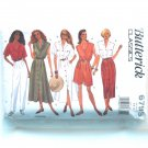 Misses' Top Skirt Shorts Pants 6 8 10 Classics Butterick Sewing Pattern 6799