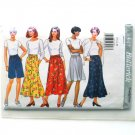 Misses Skirt Shorts Classics Out Of Print Easy Butterick Sewing Pattern 4347