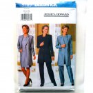 Misses Jacket Top Skirt Pants 20 22 24 Jessica Howard Butterick Sewing Pattern 5789