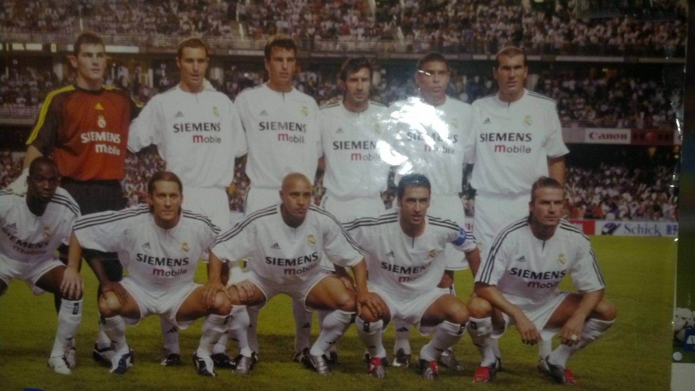 Real Madrid 2003