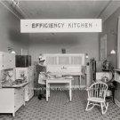 Vintage Kitchen Appliances Icebox Oven Coffee Purlator Hoosier Cabinet Fan Photo