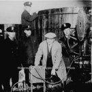 Detroit Police Officers Raid Illegal Prohibition Era Bootlegger Moonshine Photo