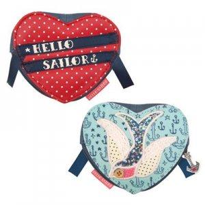 Hello Sailor Purse by Disaster Designs U.K