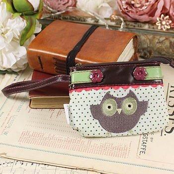 Darling owl purse by Disaster Designs U.K