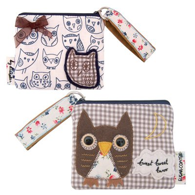 Sugar Coated Owl Purse by Disaster Designs U.K