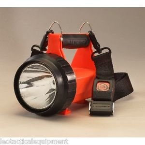 Streamlight Fire Vulcan LED Standard System AC/DC Orange - 44450