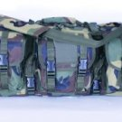 "Voodoo Tactical 42"" Double Padded Rifle Case w/Mag Pouch Woodland 15-76120"