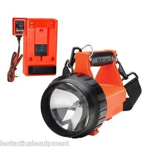 Streamlight Fire Vulcan Vehicle Mount System 12V DC - Orange - 44401