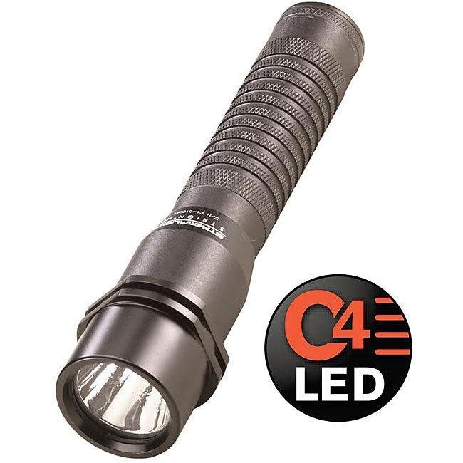Streamlight Strion 74301 LED Flashlight w/one charger AC/DC cord - NEW