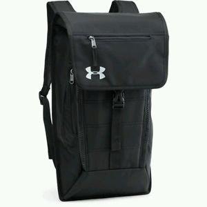 UNDER ARMOUR  UA Spartan Bey Pack, Backpack Laptop Case, 1272230, Black