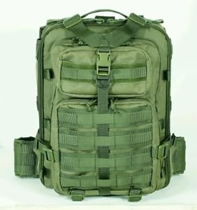 Voodoo Tactical 20-010104000 Enlarged Level III Pack OD Green
