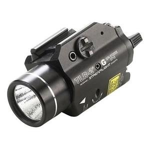 Streamlight 69250 TLR-2G  C4 Tactical Compact Weapon LED Light