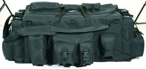 VOODOO TACTICAL Mini Mojo Load-Out Bag Molle gear bag, 15-9684001000, Black