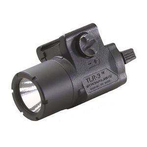 Streamlight TLR-3 69220 - Tactical Weapon Mounted LED Flashlight - NEW