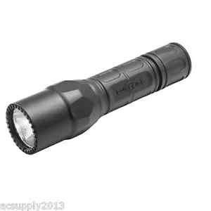 Surefire G2X Tactical Flashlight Single Output LED 320 Lumen Black G2x-C-BK