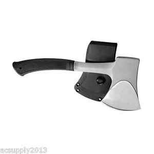 """Kershaw 1018 Camp Axe High Carbon Steel 11"""" Overall - NEW"""