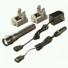 Streamlight Strion LED HL with AC/DC cords and 2 holders - 74752 - black