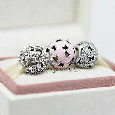 New Jewelry Set Fit European Woman Jewelry DIY charm Bracelet
