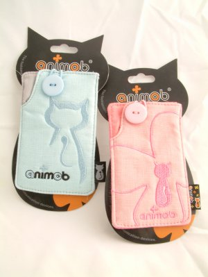 Fashionable & Functional Cell Phone, IPod Accessories Blue Bags