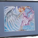 Nene Thomas Divine Transformation LE Matted & Framed