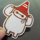 Baymax Patches Iron On Patch Applique Embroidered Patch Sew On Patch