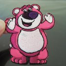 Disney Lotso Patches Iron On Patch Applique Embroidered Patch Sew On Patch
