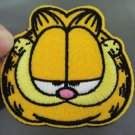Garfield Patches Iron On Patch Applique Embroidered Patch Sew On Patch