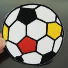 Football Patches Iron On Patch Applique Embroidered Patch Sew On Patch