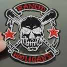 Ghost Skeleton Skull Patches Iron On Patch Applique Embroidered Patch Sew On Patch