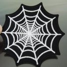 Spiderweb Patches Iron On Patch Applique Embroidered Patch Sew On Patch