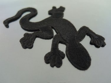 Lizard Patches Iron On Patch Applique Embroidered Patch Sew On Patch