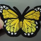 Green Butterfly Patches Iron On Patch Applique Embroidered Patch Sew On Patch