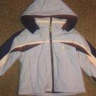 NWTS * ROTHSCHILD * Girls sz 4 X-SMALL XS blue winter COAT