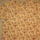NOTATIONS * Womens sz 1X 14 W 16 W brown Career SHIRT