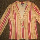 RAG & RETRO RAGS * Womens MEDIUM / LARGE Blazer Jacket SHIRT lot