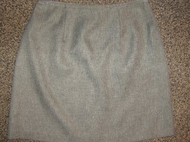 YOUNIQUE CLOTHING * Womens Career Spring Collection sz 9 green mini Skirt