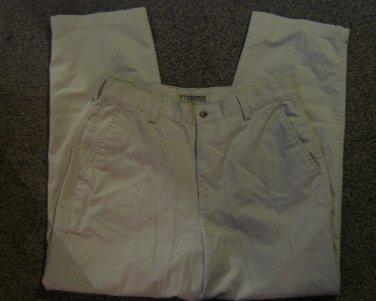 PROPPER FIELD WEAR * Mens sz 34 W 30 L beige PANTS