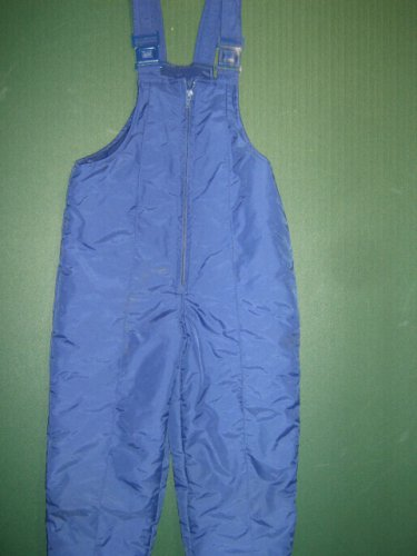 Apparatus Boys or Girls sz 4 X small XS insulated navy blue ski snow pants