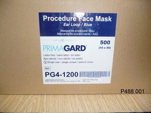 prima guard surgical mask