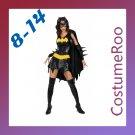Black Bat Girl Hero Fancy Dress Costume