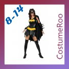 Black Bat Girl Hero Fancy Dress Costume