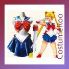 Sailor Moon Magical Girls Superhero Costume Cosplay