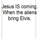 SURE Jesus is coming...