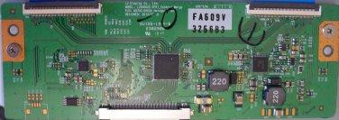 SONY T-CON Board Part # 6870C-0462A
