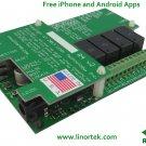 Fargo R4ADI Web Remote Control Monitoring Temperature, Humidity, Power, POE Free Phone Apps