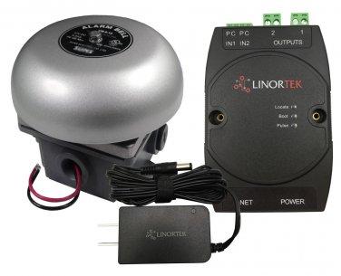 Netbell-2-1Bel Loud electric school factory break alarm bell system programmable bell timer